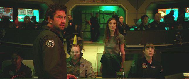 """Kadr z filmu """"Geostorm"""""""