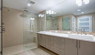 Prysznic walk-in to rozwiązanie dla minimalistów