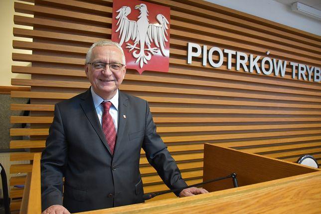 Marian Błaszczyński, pomysłodawca projektu.