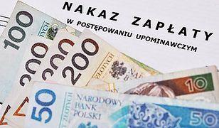 Kwota zaległego zadłużenia Polaków wzrosła do 40,89 mld zł