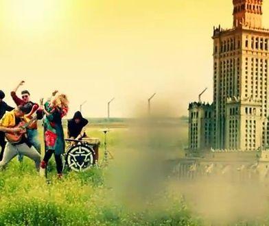 """Teledysk z Warszawą w tle: """"Pałac Kultury"""""""