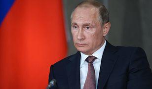 Władimir Putin: za eskalację napięcia w Donbasie odpowiadają władze Ukrainy