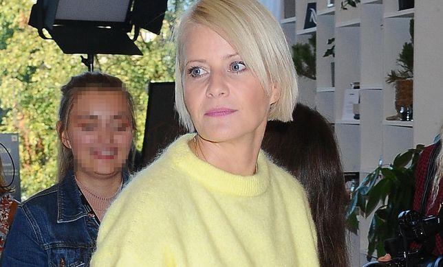 """Kożuchowska wspomina pracę w """"M jak miłość"""". """"Nie mam charakteru psa, który będzie siedział"""""""