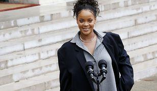 Rihanna nie wstydzi się swojego ciała. Odsłoniła je w bardzo skąpym stroju