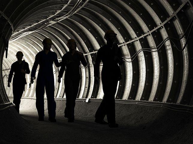RPA: górnicy uwięzieni w kopalni złota