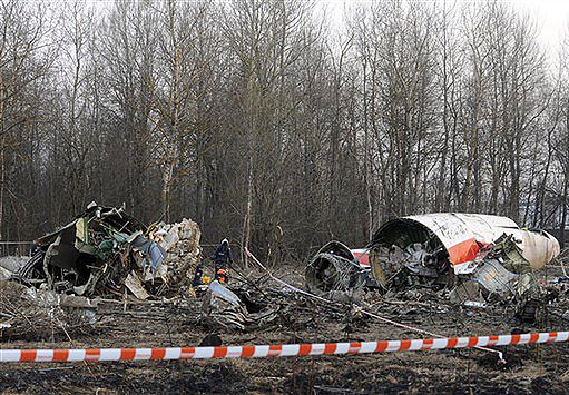Co się stało dwa lata temu w prezydenckim Tu-154?