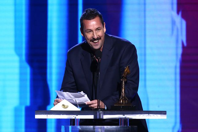 Adam Sandler z nagrodą Independent Spirit Awards 2020
