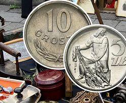 Polacy w kolejce do antykwariatu. Które stare monety warte są tysiące złotych?