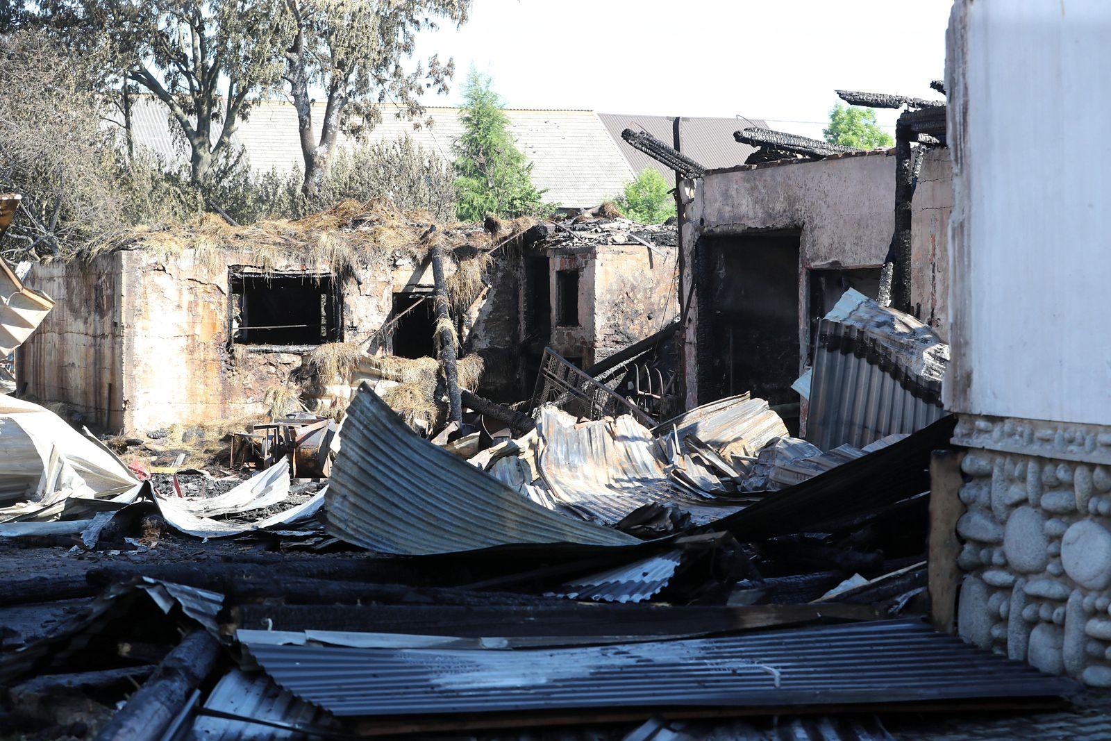Pożar w Nowej Białej. Andrzej Duda zabrał głos
