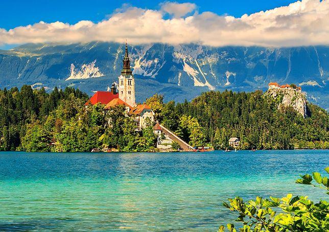 Najpiękniejsze zamki - Bled, Słowenia