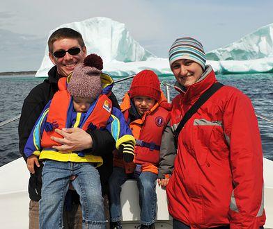 Rodzinnie po kanadyjskich bezdrożach