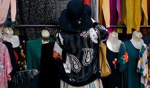 Sklepy z odzieżą używaną coraz bardziej na topie