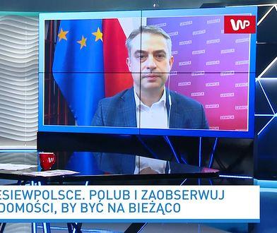 """""""Piątka dla zwierząt"""" w Senacie. Krzysztof Gawkowski o ruchu Andrzeja Dudy"""