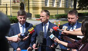 Posłowie PO zapowiedzieli kolejną kontrolę ws. lotów marszałka Sejmu Marka Kuchcińskiego