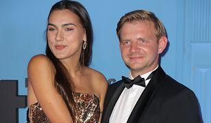 Rafał Zawierucha i Gabriela Bliźniuk