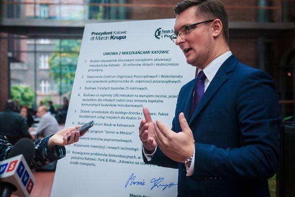 Marcin Krupa: jestem skłonny do współpracy ponad podziałami partyjnymi