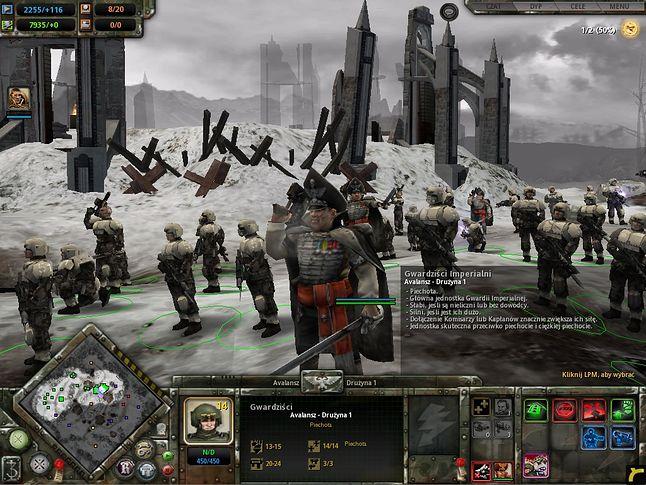 Gwardia Imperialna w pełnej krasie