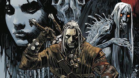 Dark Horse wyda komiks Wiedźmin
