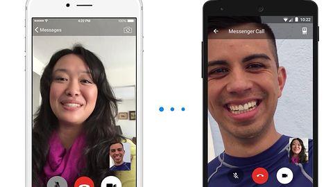 Messenger to coraz groźniejszy konkurent dla Skype'a, wprowadza rozmowy wideo