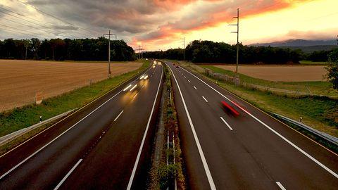 Monitorowanie nie tylko towarów: każdy kierowca i każdy pasażer może znaleźć się w bazie GDDKiA