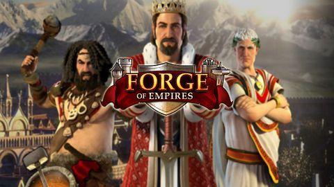 Forge of Empires na weekend – od epoki kamienia po daleką przyszłość