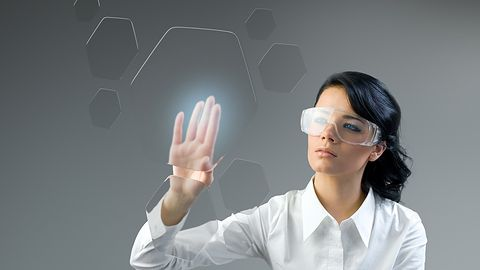 Tablet Fujitsu skanuje układ krwionośny. W końcu rozsądna biometria?