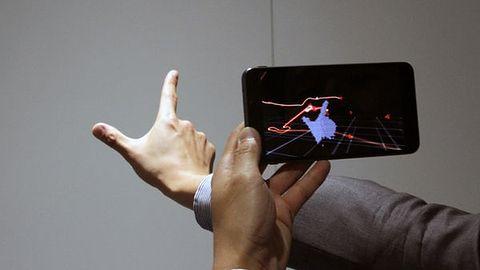 Intel na #MWC16: smartfon z RealSense i mapowanie ruchów dłoni