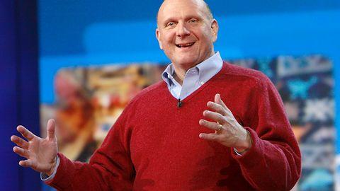 Steve Ballmer: Linux to już nie rak, to poważna konkurencja