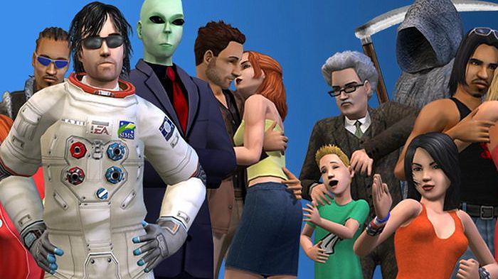Pełna Kolekcja The Sims 2 za darmo z Origin, wystarczy podać kod promocyjny