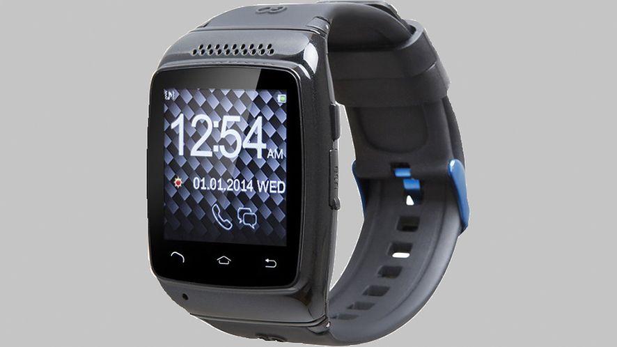 Brzydki, ale naprawdę tani smart-zegarek od Goclever