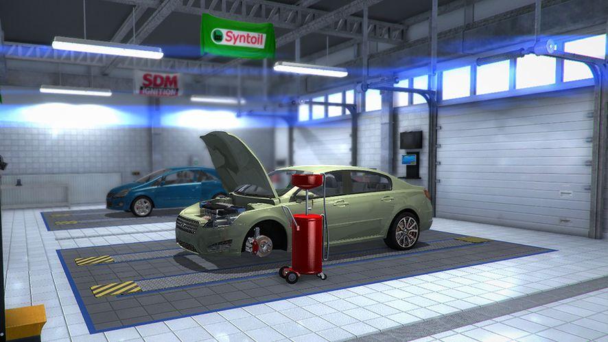 Napraw sobie samochód – Car Mechanic Simulator 2014