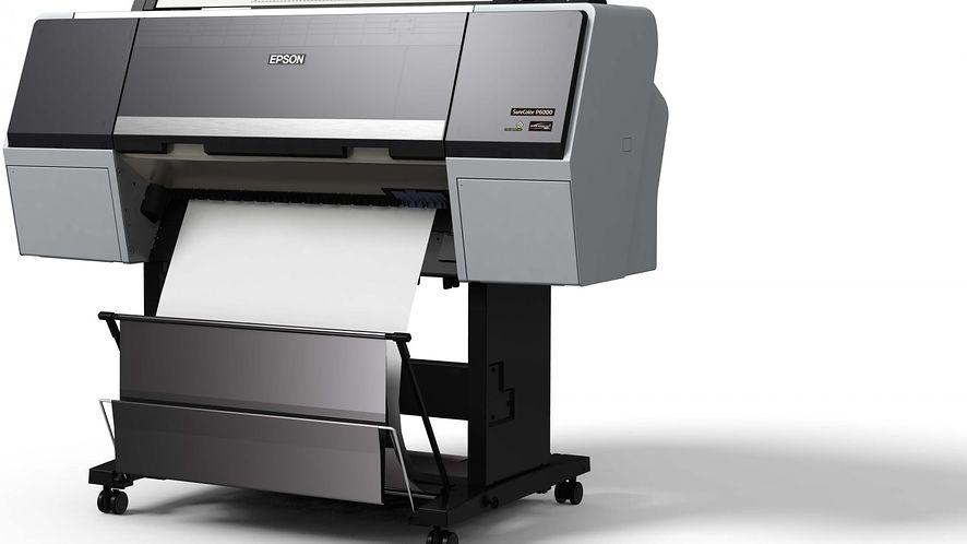 3 lata gwarancji na drukarki z serii Epson SC-P