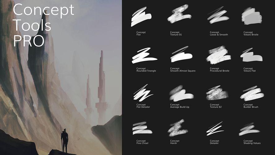 Zgarnij więcej pędzli do Affinity Photo i Designera. Możesz też wygrać aparat