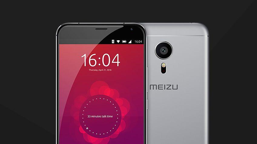 Tablet z Ubuntu w akcji i chiński topowy smartfon z Ubuntu Edition #MWC16