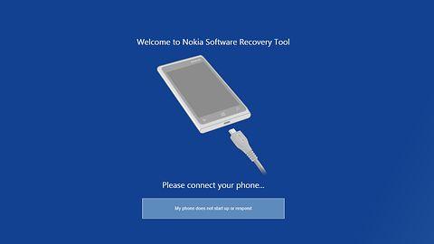 Nokia Software Recovery Tool: przywróć Nokię do żywych
