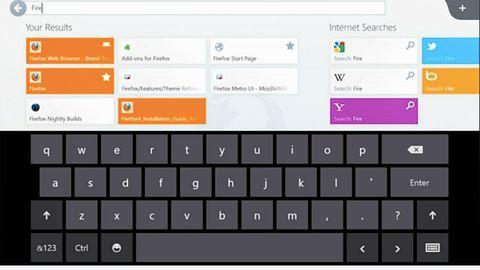 Firefox Modern — kolejne informacje o przeglądarce