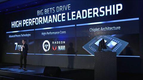 """AMD Ryzen 3000 – specyfikacje, wydajność i cena pięciu nowych procesorów """"Zen 2"""""""