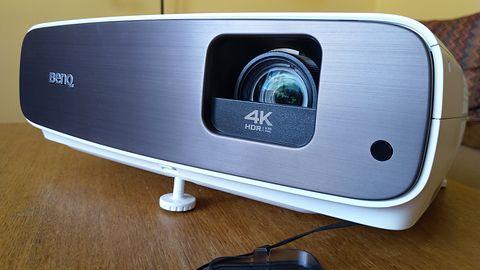 BenQ W2700 — drogi, ale fenomenalny projektor 4K