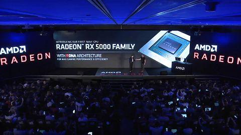 """""""Navi"""" to Radeon RX 5000 – znamy architekturę, wydajność i datę premiery sklepowej"""