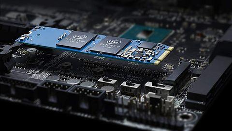 Intel Optane M15 i M10. Niebiescy nie rezygnują z przyśpieszania dysków