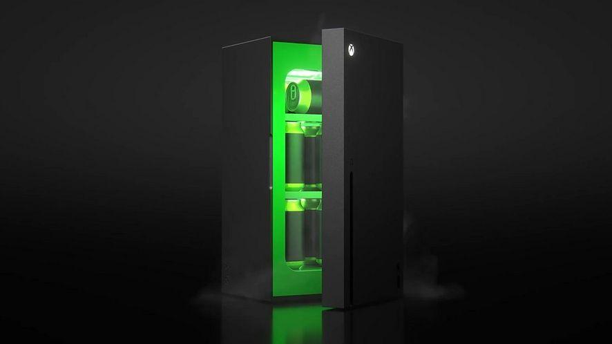 Minilodówka Xbox niedługo trafi do sklepów