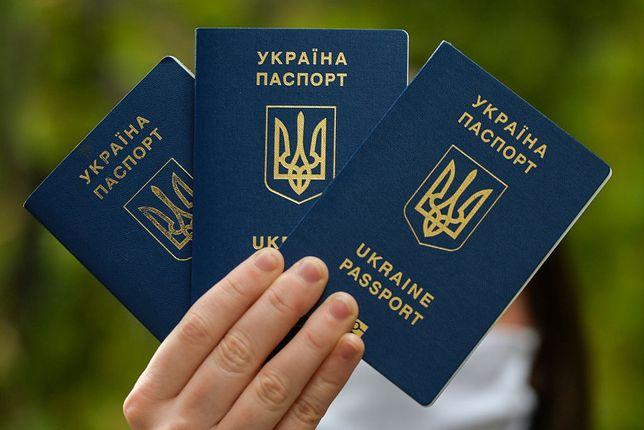 Ukraińcy chcą zostać w Polsce.
