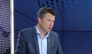 Rzecznik Praw Dziecka Marek Michalak nie był u protestujących w Sejmie. Tłumaczy dlaczego