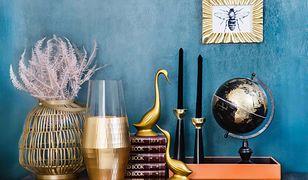Piękne mieszkanie. 3 sposoby na złoto w wystroju wnętrza