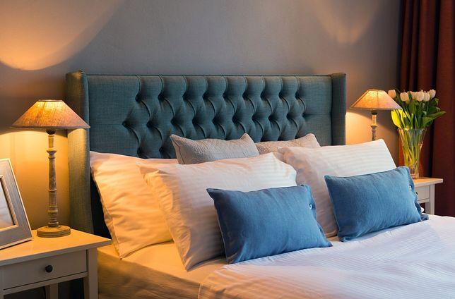 Wybieramy łóżko z zagłówkiem. Porady, inspiracje, trendy