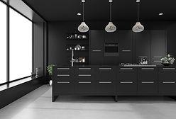 Modna czerń w kuchni. Efektowne AGD w atrakcyjnych cenach