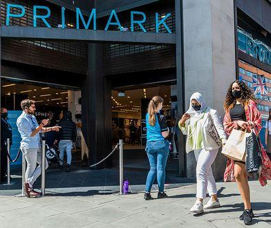 Primark przy Oxford Street. Zdjęcie: Guy Bell/REX/East News