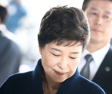 Park Guen Hie została skazana na 24 lata więzienia i grzywnę 17 mln dol.