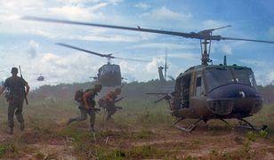 Działania podczas wojny wietnamskiej