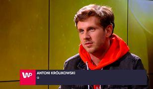"""""""Super Spark: Gwiezdna misja"""": Antoni Królikowski o sobie w mediach społecznościowych. """"Lubię grać swoim życiem"""""""